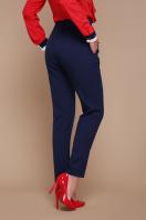 черные брюки со стрелками. брюки Бенжи. Цвет: синий купить