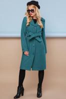классическое пальто сливового цвета. пальто П-316-100. Цвет: 1007-волна цена