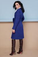 . пальто П-316-100. Цвет: 1303-синий цена