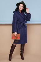 . пальто П-303-100. Цвет: 1501-т.синий цена