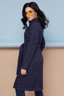 . пальто П-316-100. Цвет: 1306-т.синий в интернет-магазине