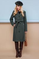 классическое пальто сливового цвета. пальто П-316-100. Цвет: 1009-т.фисташковый цена