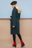 . пальто П-303-100. Цвет: 1509-т.зеленый цена