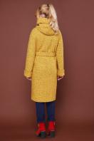 . пальто П-304-100. Цвет: 1406-желтый в интернет-магазине