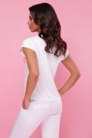 белая футболка с фламинго. Два фламинго футболка Стиль-2. Цвет: принт цена