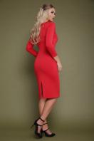 черное платье с молнией. платье Лилита д/р. Цвет: красный цена