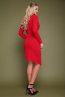 красное платье с запахом. платье Виолетта д/р. Цвет: красный цена