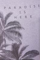 серая кофта со шнуровкой. Пальмы кофта Майорка д/р. Цвет: серый в Украине
