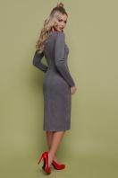 серое замшевое платье. платье Таяна д/р. Цвет: серый цена