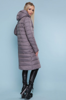 длинная серая куртка. Куртка 18-32. Цвет: серый цена