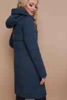 изумрудная куртка с наушниками. Куртка 819. Цвет: изумруд купить
