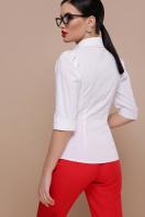 . блуза Камила к/р. Цвет: белый купить