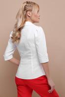 . блуза Камила к/р. Цвет: белый в Украине