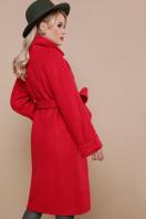 . пальто П-303-100. Цвет: 1201-красный в интернет-магазине