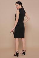 черное платье жилет. платье-жилет Жасмин. Цвет: черный цена