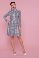 . Питон платье Эльнара д/р. Цвет: принт купить
