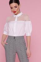 . блуза Рокси 2 д/р. Цвет: белый цена