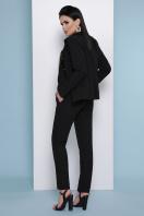 узкие красные брюки. брюки Бенжи 2. Цвет: черный цена