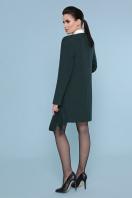 кашемировое пальто оливкового цвета. Пальто П-337-К. Цвет: 7214-зеленый цена