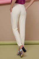 узкие красные брюки. брюки Бенжи 2. Цвет: ваниль цена