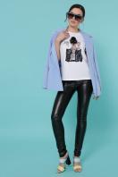 молодежная футболка с принтом. Кофе Vogue футболка Boy-2 C. Цвет: белый в интернет-магазине