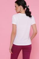 белая футболка с губами. Губы футболка Boy-2  П. Цвет: белый купить