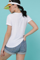 белая футболка с бабочками. Бабочки футболка Boy-2. Цвет: белый купить