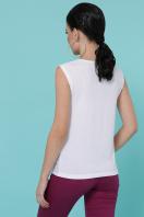 женская футболка с надписью. Monday Футболка Киви б/р. Цвет: белый купить