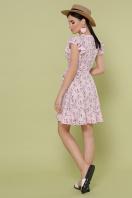 . платье София б/р. Цвет: розовый-сакура в интернет-магазине
