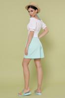 летние женские шорты. шорты Шери. Цвет: мята в Украине