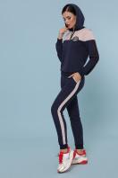 черный костюм для отдыха. Костюм Банни. Цвет: синий-пудра цена