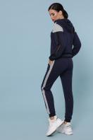 черный костюм для отдыха. Костюм Банни. Цвет: синий-серый в Украине