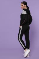 черный костюм для отдыха. Костюм Банни. Цвет: черный-серый в интернет-магазине