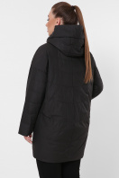 батальная черная куртка. Куртка 32-Б. Цвет: черный цена