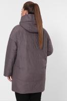 . Куртка 32-Б. Цвет: серо-коричневый цена