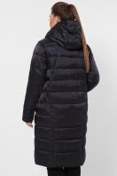изумрудная куртка для полных. Куртка 19-39-Б. Цвет: 02-черный цена