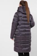 изумрудная куртка для полных. Куртка 19-39-Б. Цвет: 29-графит цена
