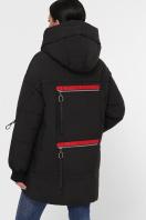 темно-зеленая зимняя куртка. Куртка М-93. Цвет: 01-черный цена