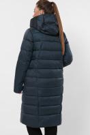 изумрудная куртка для полных. Куртка 19-39-Б. Цвет: 03-изумруд цена
