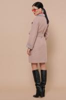 двубортное темно-серое пальто. Пальто П-347-М-90. Цвет: 2-песочный цена