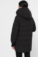 синяя зимняя куртка. Куртка М-101. Цвет: 01-черный цена