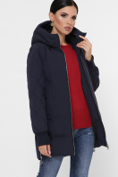 синяя зимняя куртка. Куртка М-101. Цвет: 14-синий купить