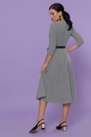 . платье Киана д/р. Цвет: лапка м.черная цена