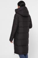 темно-синяя куртка на зиму. Куртка М-109. Цвет: 01-черный цена