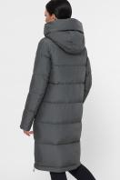 темно-синяя куртка на зиму. Куртка М-109. Цвет: 17-хаки цена
