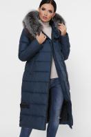 длинная куртка хаки. Куртка М-89. Цвет: 08-волна купить