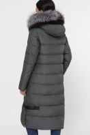 серая куртка на молнии. Куртка М-89. Цвет: 17-хаки цена