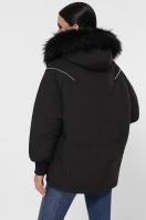куртка цвета хаки с мехом. Куртка М-74. Цвет: 01-черный цена