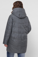 . Куртка 32-Б. Цвет: серо-зелёный цена