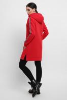 теплое красное худи. худи Ирада д/р. Цвет: красный в интернет-магазине